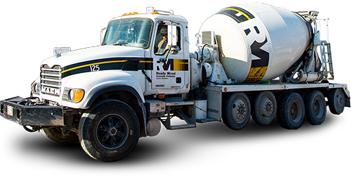 Ready Mixed Concrete Truck Lincoln